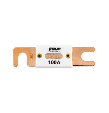 FOUR Connect STAGE3 Ceramic OFC ANL-fuse 100A, 1kpl image