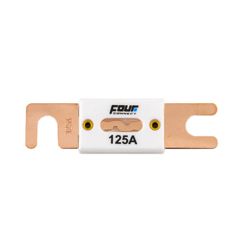 FOUR Connect STAGE3 Ceramic OFC ANL-fuse 125A, 1kpl image